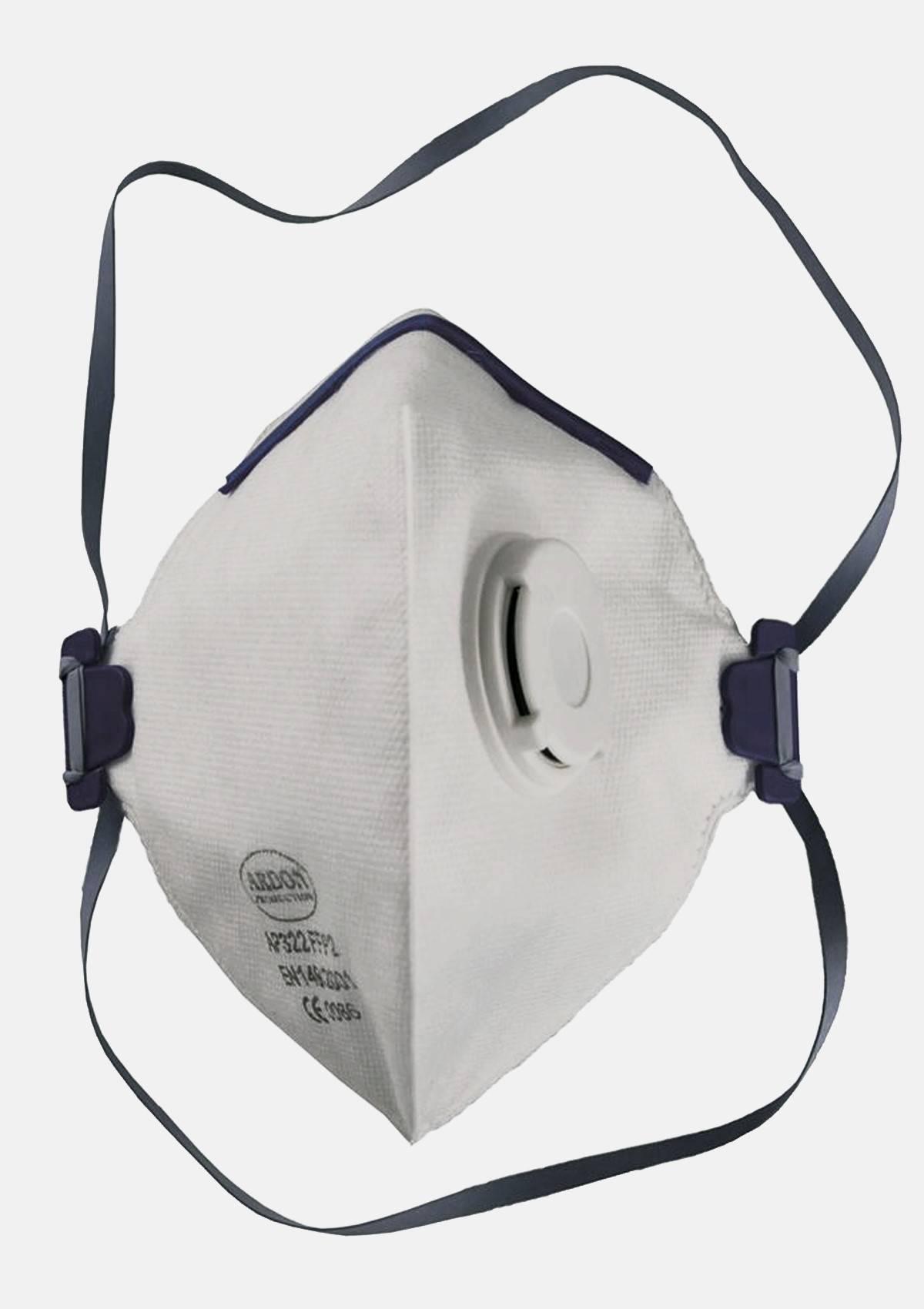 FFP2 Maske mit Ventil (3AP322) - der Walter