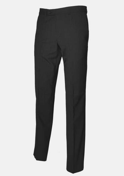 1HHOSEGR6 - Herrenhose Slim Fit Dunkelgrau