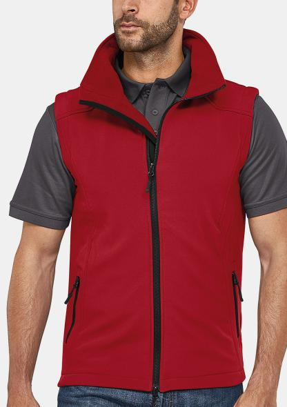 3MS28007 - Softshell-Gilet MS